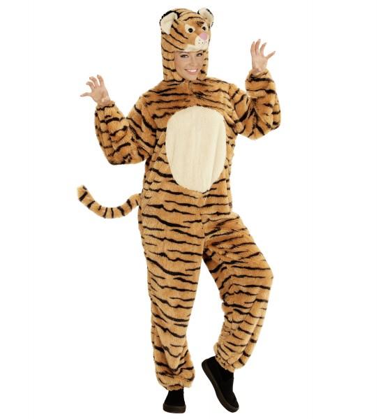 Tiger Kostüm Plüsch M/L
