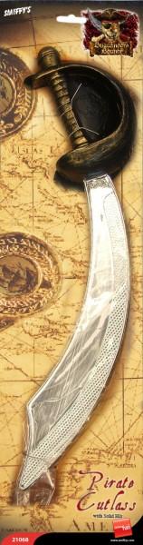 Piraten Schwert mit Augenklappe